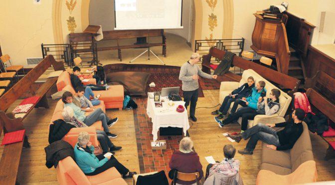 La Région Nord vaudois: La spiritualité remise au goût du jour